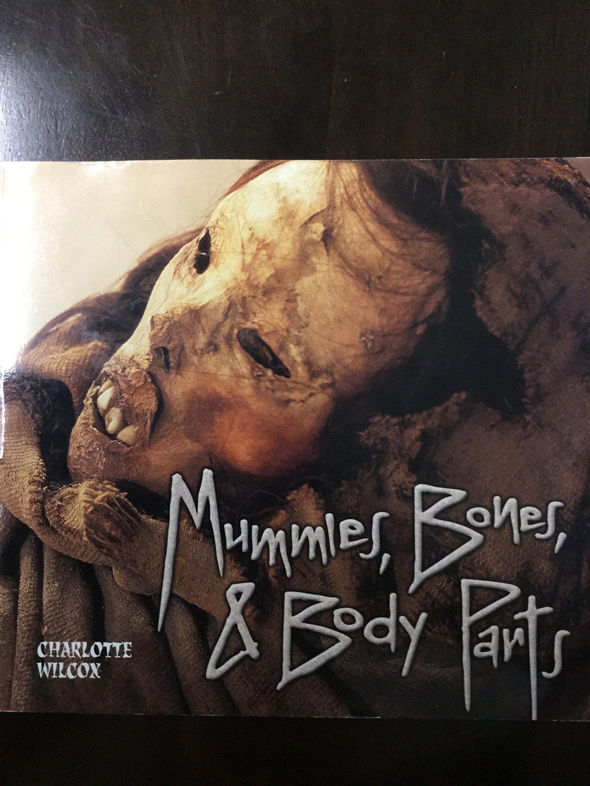 Mummies, Bones & Body Parts pdf epub