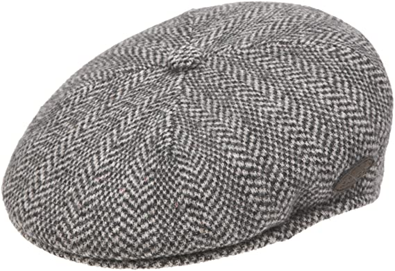 1d9f0f1efa3 Kangol Herringbone 504 Flat Cap  Amazon.co.uk  Clothing