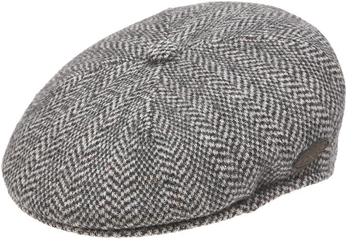 d0b94759d90 Kangol Men s Wool Herringbone 504 Cap at Amazon Men s Clothing store