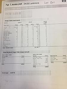 HP 2430 Laserjet Printer