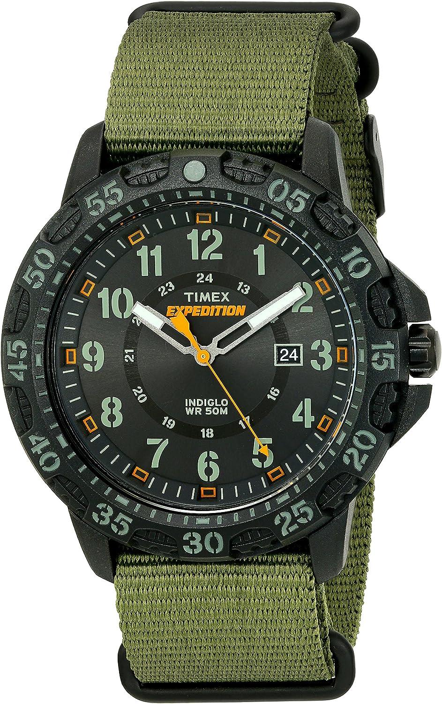 Timex Gents Ironman Alarm Chronograph Watch TW5M09500