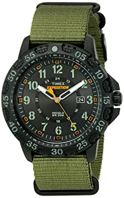 Timex Men's Expedition Gallatin Watch Review