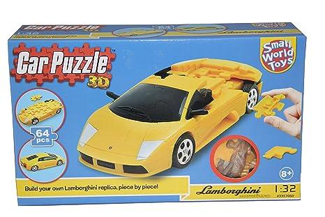 Small World Toys Lamborghini 3D Puzzle Car