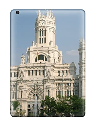 Amazon.com: Top Quality Protection Madrid City Case Cover ...