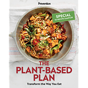 Prevention The Plant-Based Plan Free 10-Recipe Sampler: Transform the Way You Eat