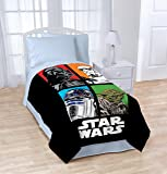 Jay Franco Star Wars Classic Blanket - Measures