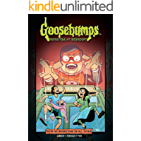 Goosebumps: Monsters At Midnight book cover