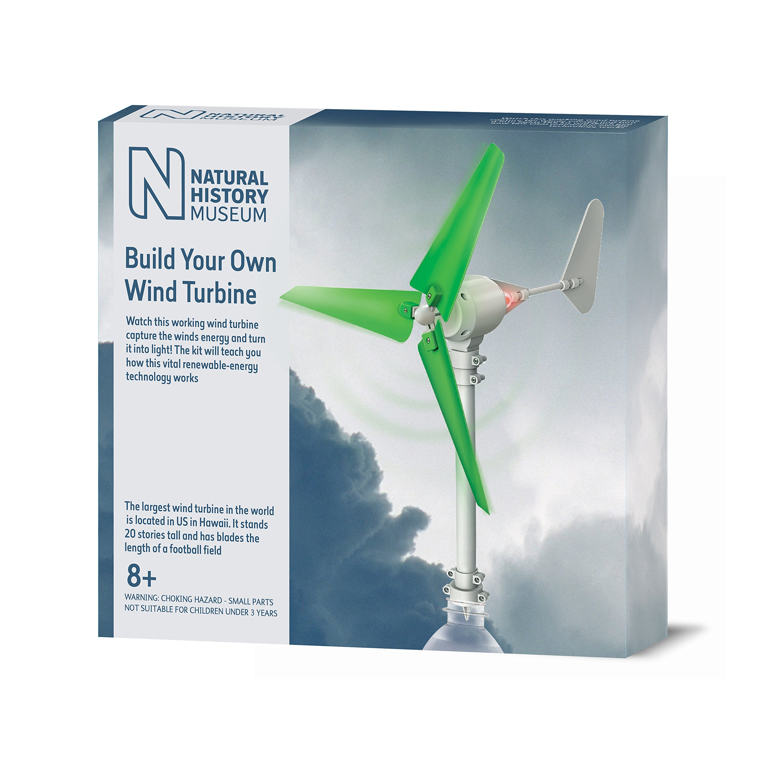 Natural History Museum Build Your Own Wind Turbine