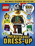 LEGO Minifigure Dress-Up! Ultimate Sticker Collection (DK)