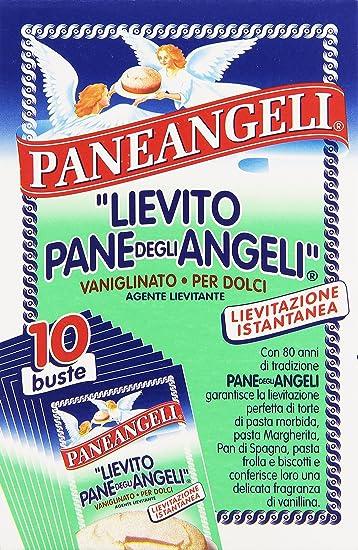 Paneangeli - Lievito Pane, Vaniglinato, per Dolci - 160 g: Amazon.it ...