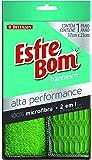 Pano Alta Performance Banheiro Esfrebom Verde