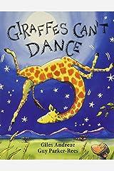 Giraffes Can't Dance (Board Book) Board book
