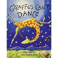 Giraffes Can't Dance (Board Book)