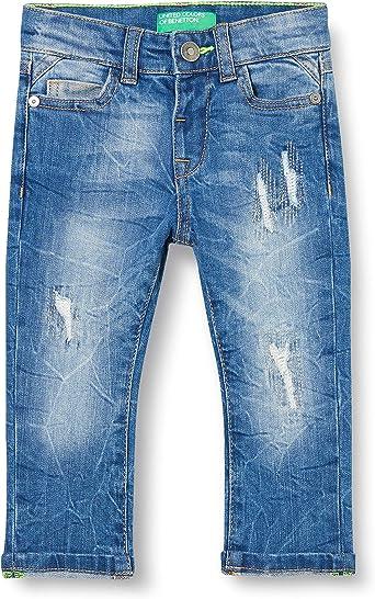 UNITED COLORS OF BENETTON Jeans Pantalon B/éb/é Fille