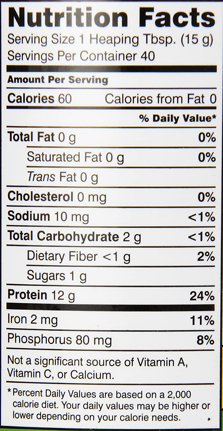 Nutribiotic Rice Protein, Vanilla, 21 Ounce: Health & Personal Care