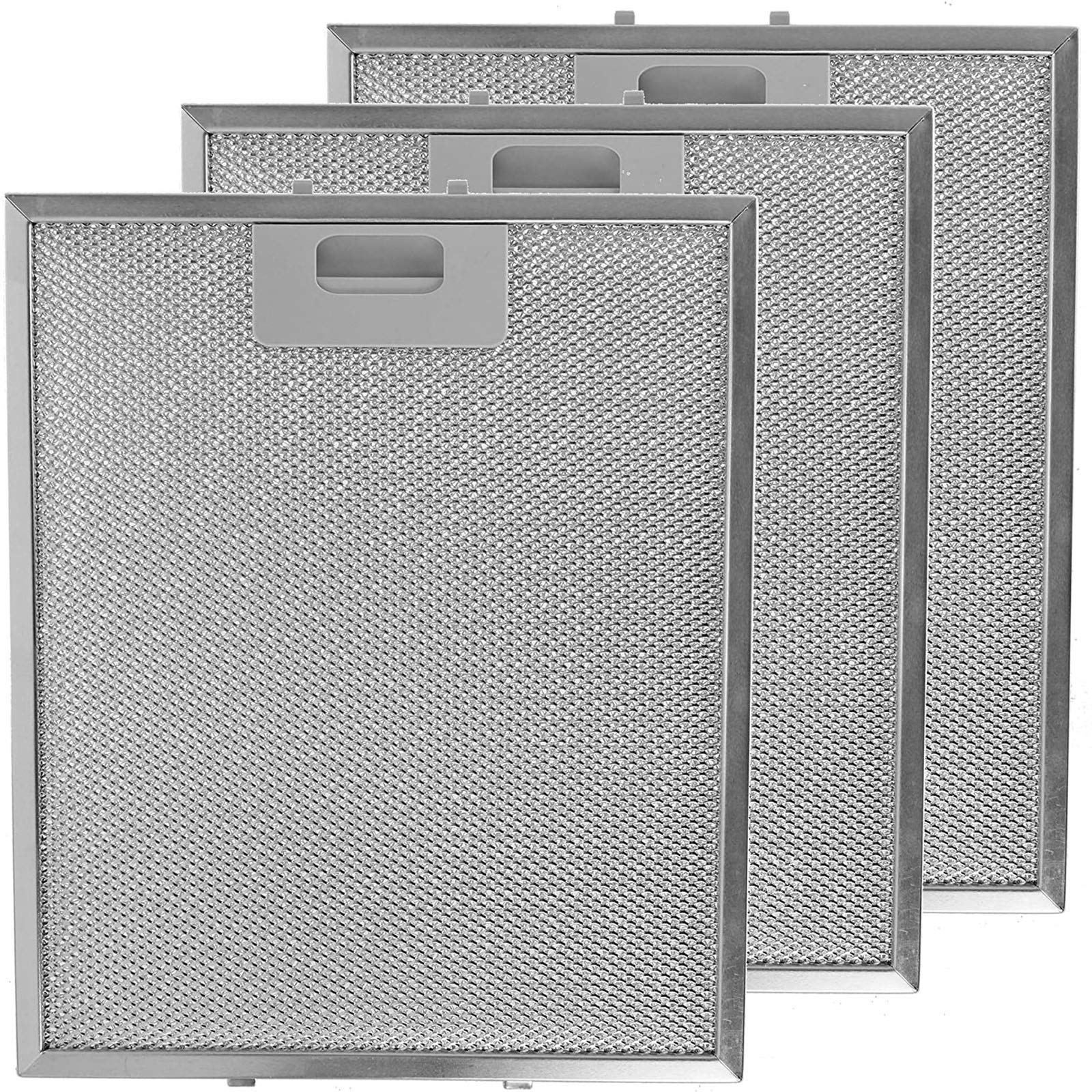 Genuine Leisure Cooker Hood Extractor Fan Carbon Filter Square
