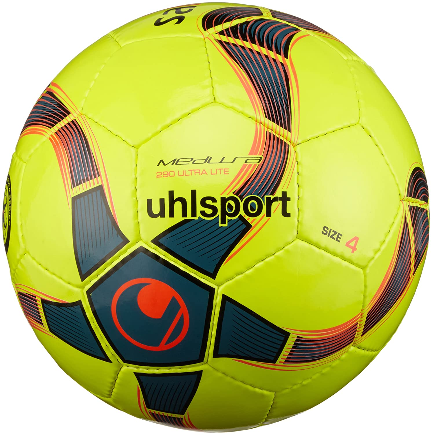 uhlsport Medusa Anteo 290 Ultra Lite Ballon de Foot Mixte