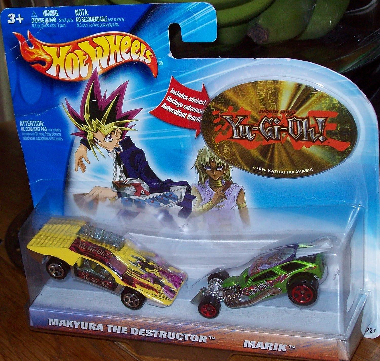 Hot Hot Hot Wheels Yu-Gi-Oh! Makyura The Destructor 1ce4eb