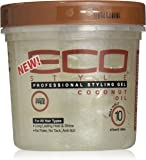 Eco Styler Coconut Oil Styling Gel 16oz
