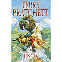 Jingo: (Discworld Novel 21) (Discworld series) (English Edition)