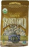 Lundberg Organic Rice, Brown Basmati and Wild, 16 Ounce
