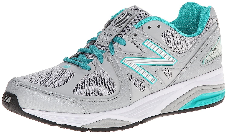 New Balance Women's W1540V2 Running Shoe B00IZC7ILE 13 2E US|Silver/Green