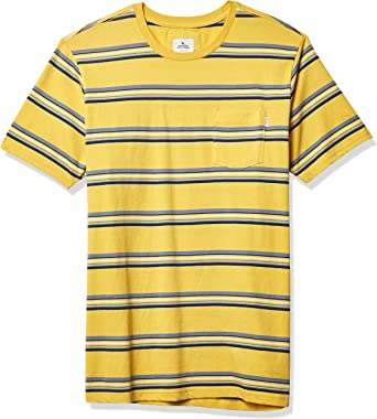 Rip Curl - Camisa para hombre - Amarillo - Small: Amazon.es: Ropa y accesorios
