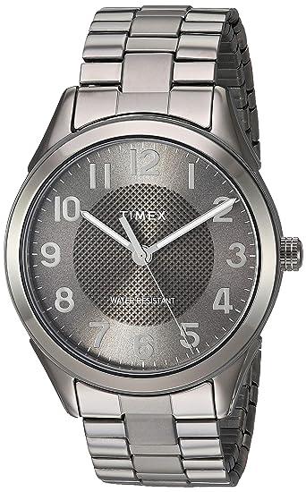 Amazon.com: Timex TW2T46000 Briarwood - Reloj de pulsera ...