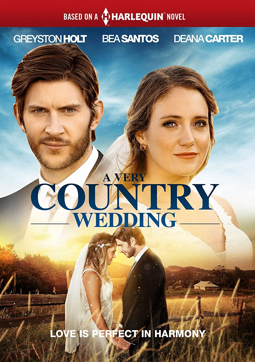 Amazon Com Very Country Wedding A Dvd Greyston Holt Bea Santos Celeste Desjardins Deana Carter Movies Tv