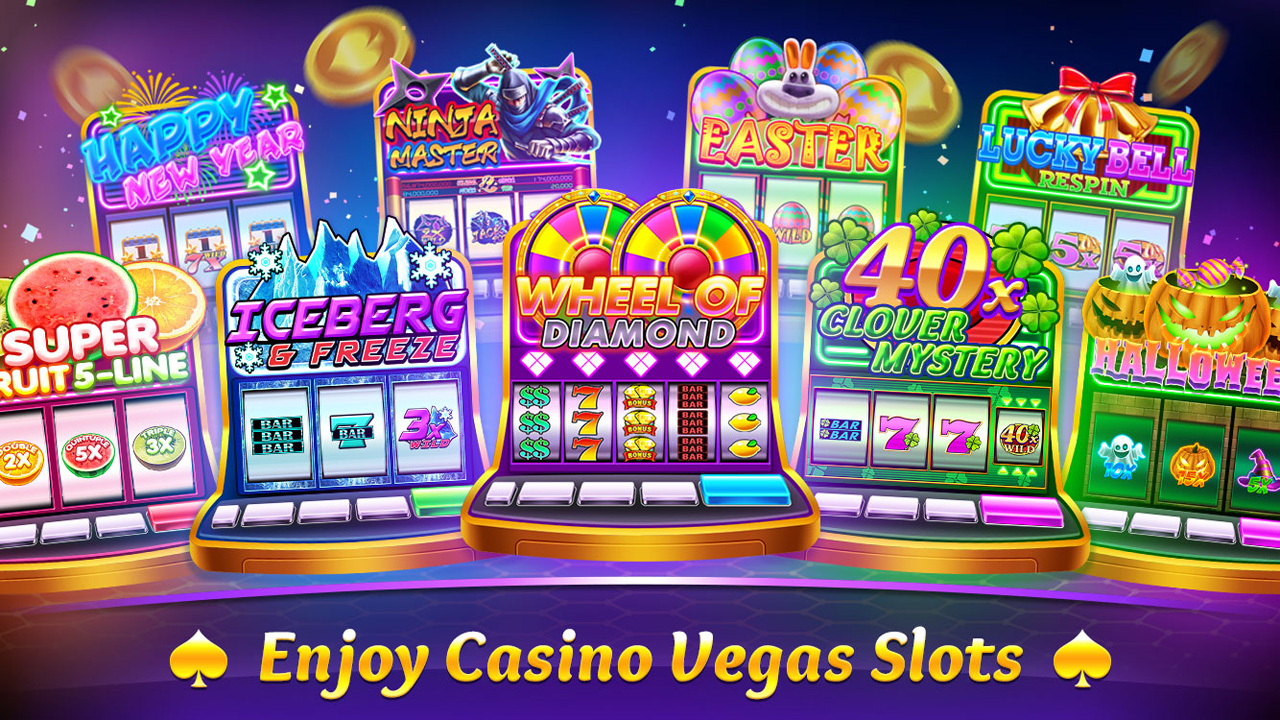 Free Online Casino Slot Machines With Bonus