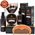 Beard Grooming Kit for Men/Dad/Husband Beard Growth Gift Sets