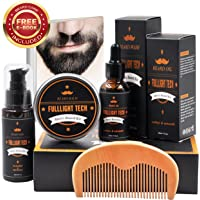 Fulllight Tech Men's Beard Care & Grooming Kit