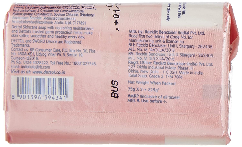Daftar Harga Dettol Bodywash Lasting Fresh 450 Ml Free 450ml X 3 Skincare Soap 75gm Pack Of With Rs 9 Off