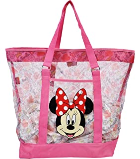 Amazon.com: Disney Store Mickey Mouse Beach Tote Summer Fun 2016 ...