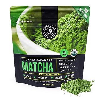 jade Leaf Matcha USDA Organic Authentic Matcha Tea
