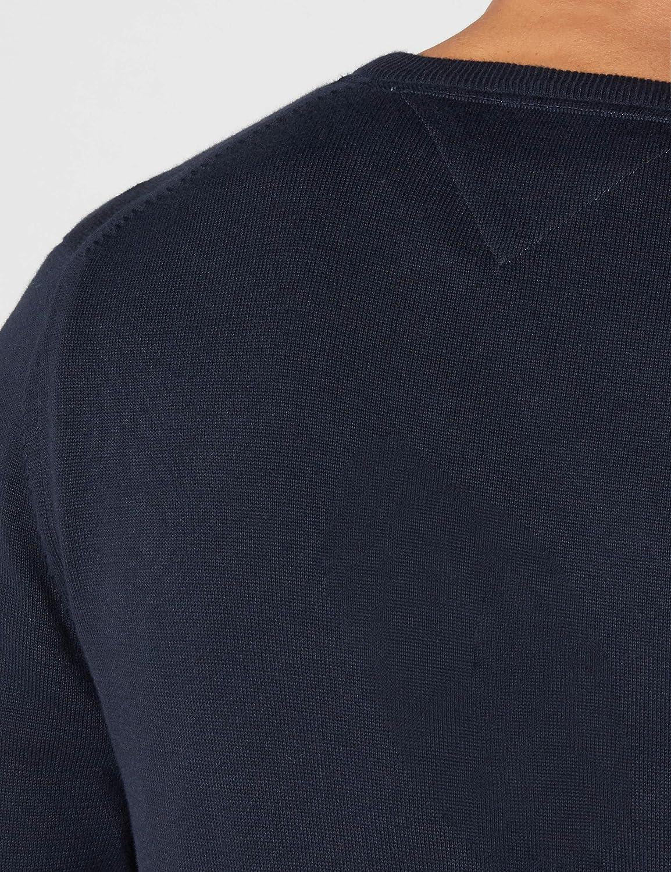 Tommy Hilfiger Mens Pacific V-Neck Long Sleeve Jumper