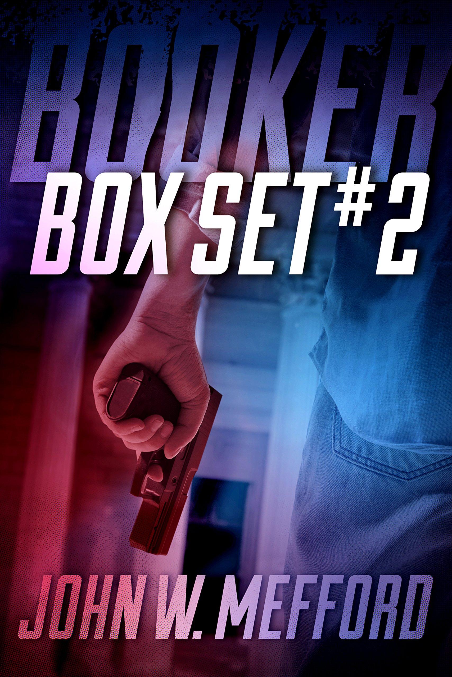 BOOKER Box Set #2 (Books 4-6: A Private Investigator Thriller Series of Crime and Suspense)
