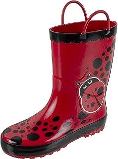 e3e24e482ce Amazon.com: Kidorable Little Boys' Dinosaur Rain Boot , Green, 6 ...