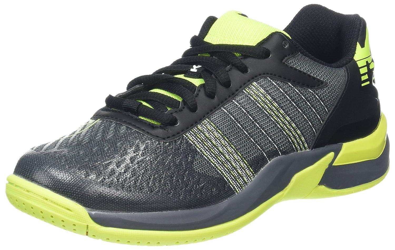 adidas Unisex Kids' Attack Contender Caution Handball Shoes 200850601