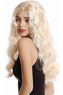WIG ME UP ® - 91298-ZA02 Peluca Mujer Hombre Carnaval ...