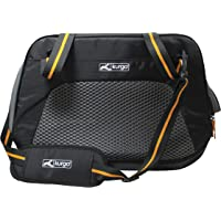 Kurgo Dog Travel Carrier   Soft Sided Pet Carrier Bag   Duffle Bag Carrier for Dogs   Water-resistant   Airline…