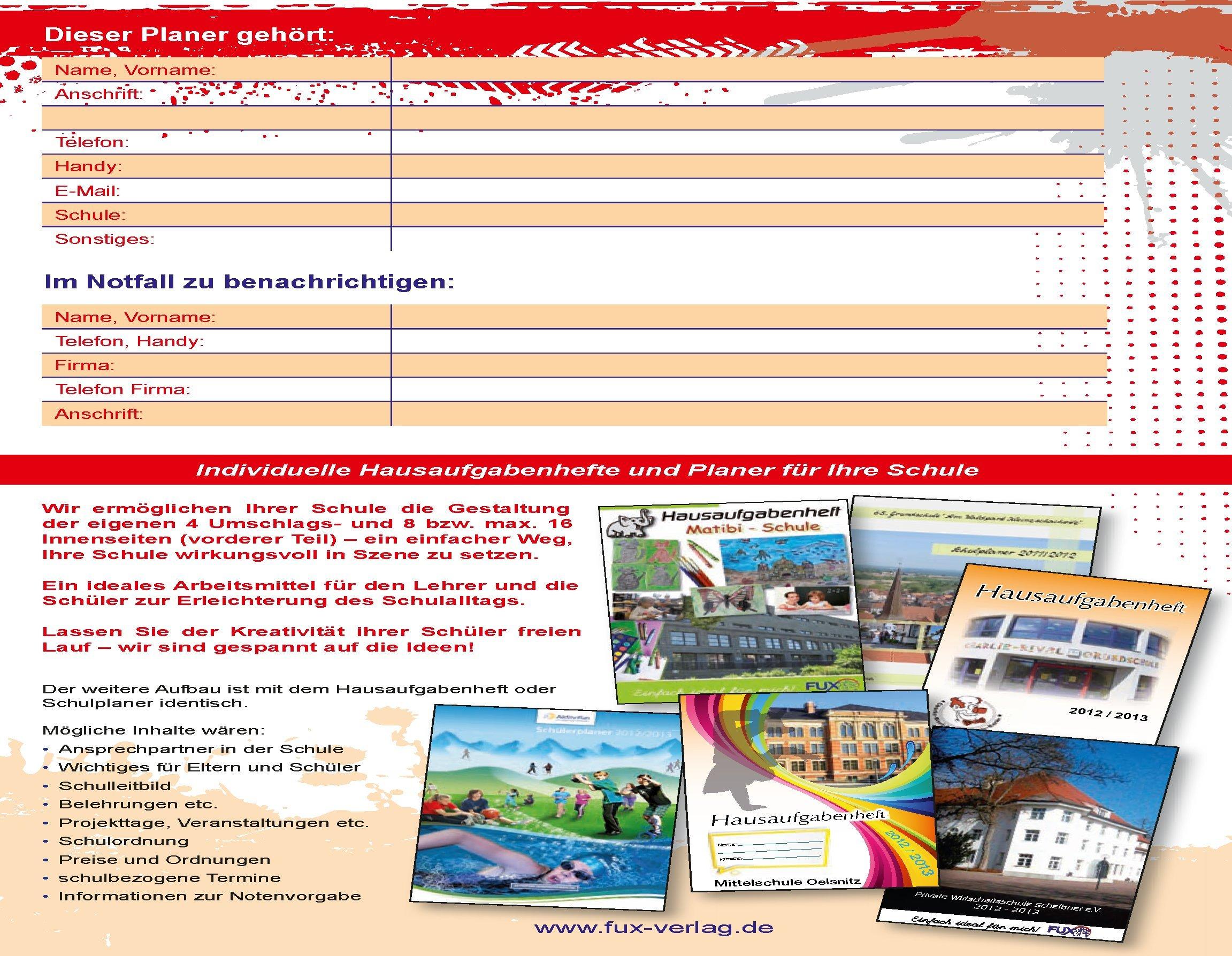 Erfreut Wöchentliche Schulplaner Vorlage Ideen ...