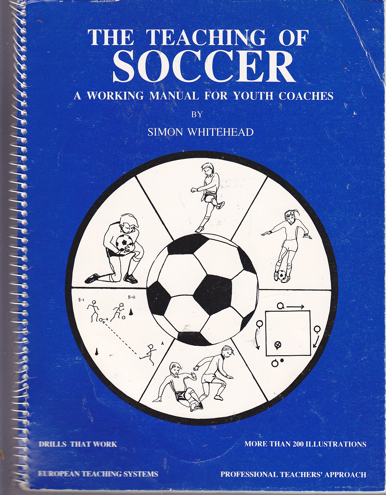 The teaching of soccer: A working manual for youth coaches