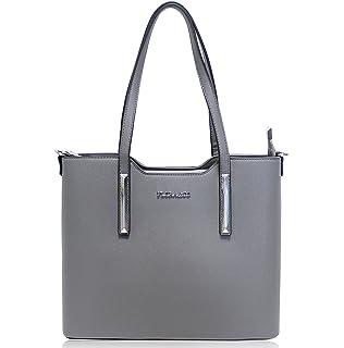 a2ebb327a1 Flora & Co sac à main pour femme Femmes Sacs à épaule Shopper simili ...