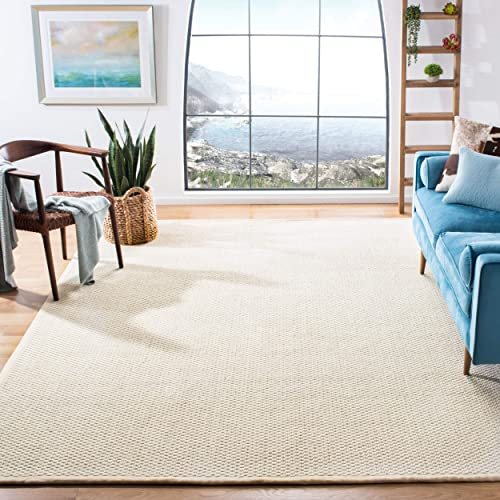 Safavieh Palm Beach Collection PAB617A Hand-Knotted Sisal Wool Area Rug