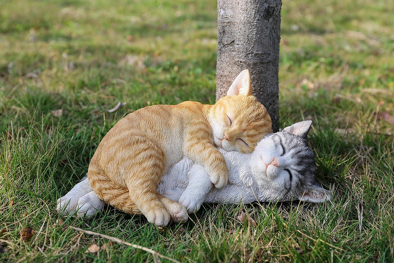 Amazon Com Hi Line Gift 87757 K Orange Grey Tabbies Cat