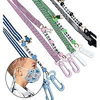 Custom Name Mask Neck Strap for Kids. Personalized Mask Lanyard for Kids. Custom Mask Necklace for Kids. Mask Holder for…