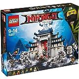 LEGO - 70617 - LEGO Ninjago - Jeu de Construction - Le Temple de l'Arme Ultime Suprême