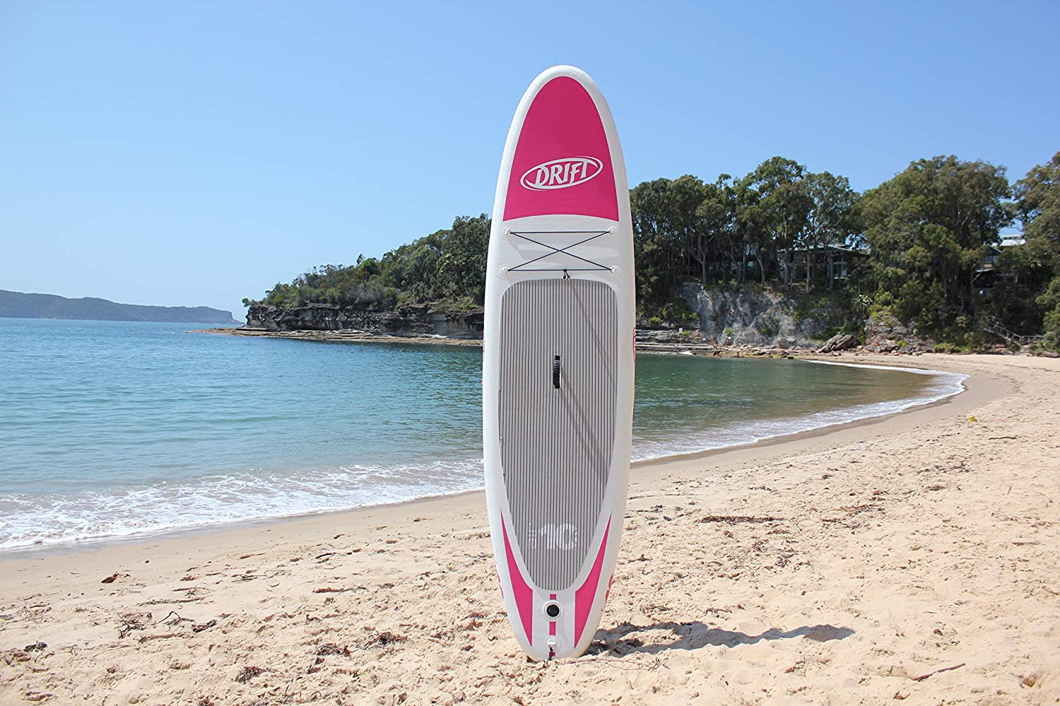 f7f60ae1c6a4 Amazon.com : Inflatable Stand Up Paddle Board 'Pink Flower' SUP (10.6) :  Sports & Outdoors
