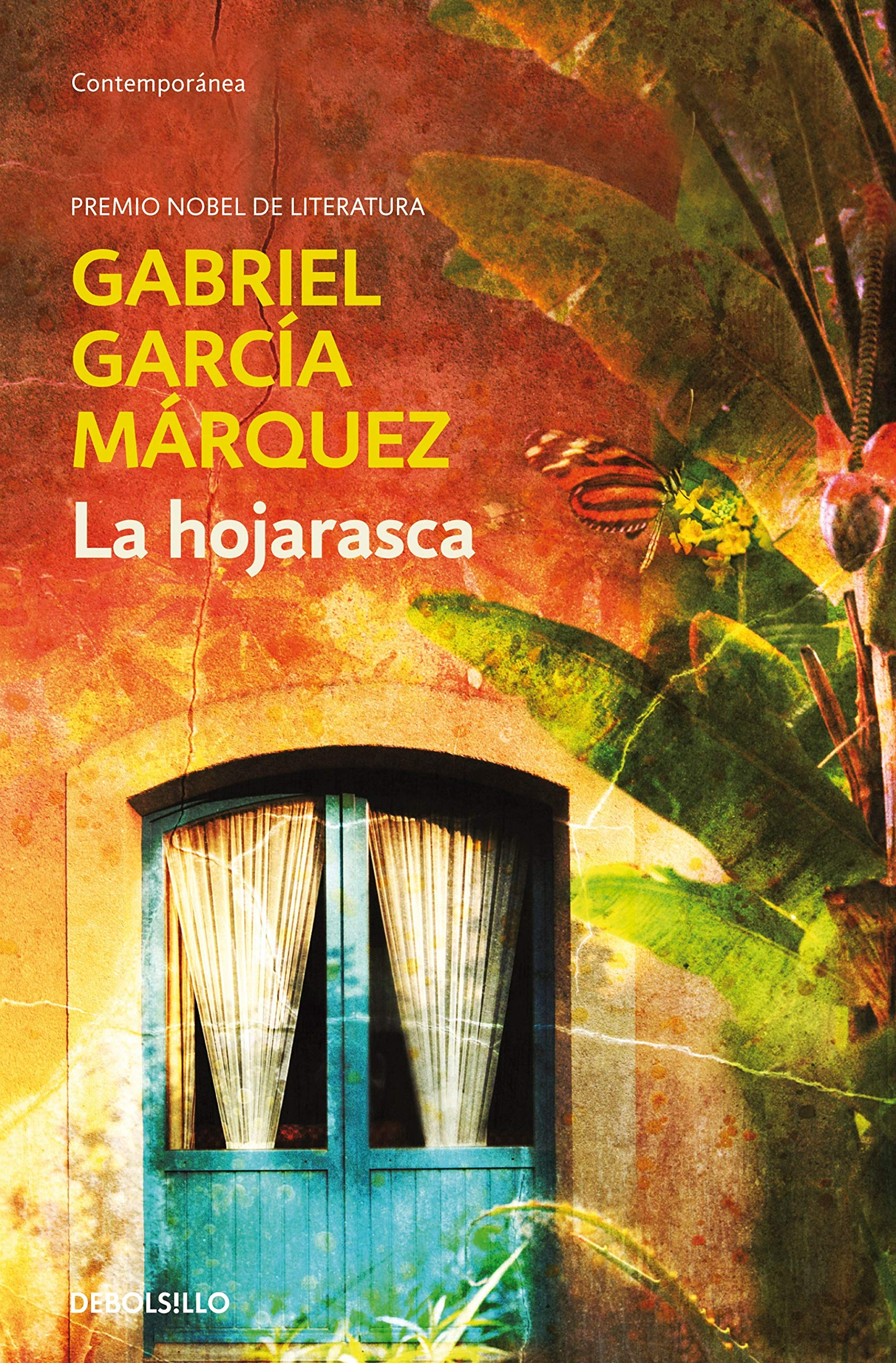 La hojarasca (Contemporánea): Amazon.es: Garcia Marquez, Gabriel: Libros